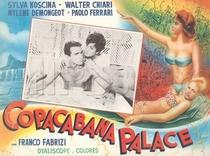 Copacabana Palace - Poster / Capa / Cartaz - Oficial 4