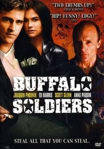 Guerreiros Buffalo - Poster / Capa / Cartaz - Oficial 4