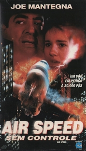 Air Speed - Sem Controle - Poster / Capa / Cartaz - Oficial 1