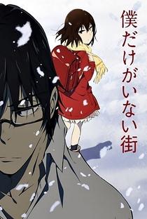 Boku Dake ga Inai Machi - Poster / Capa / Cartaz - Oficial 1