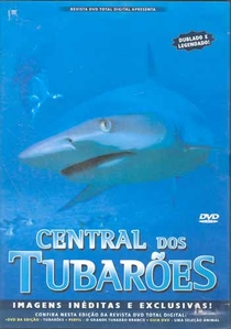 Central dos Tubarões - Poster / Capa / Cartaz - Oficial 1