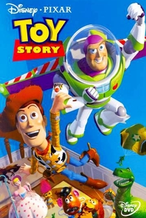 Toy Story - Poster / Capa / Cartaz - Oficial 1