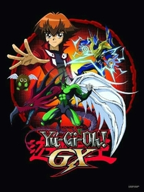 Yu-Gi-Oh! GX (1º Temporada - Academia de Duelo) - Poster / Capa / Cartaz - Oficial 1