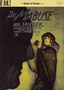 Dr. Mabuse, o Jogador - Poster / Capa / Cartaz - Oficial 1