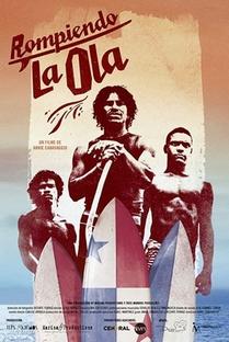 Quebrando a Onda - Poster / Capa / Cartaz - Oficial 1