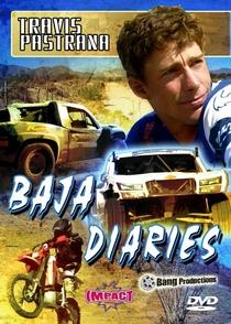 Travis Pastrana's Baja Diaries - Poster / Capa / Cartaz - Oficial 1