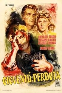 Juventude Perdida - Poster / Capa / Cartaz - Oficial 1