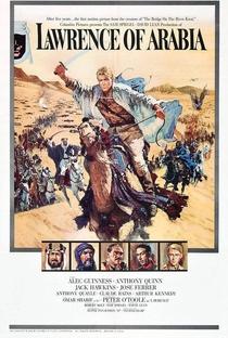Lawrence da Arábia - Poster / Capa / Cartaz - Oficial 9