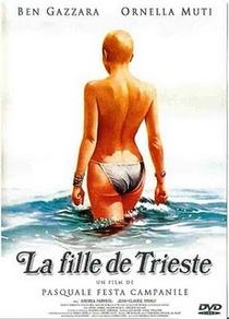 A Garota de Trieste - Poster / Capa / Cartaz - Oficial 1