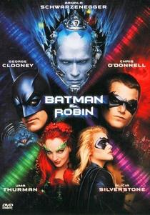 Batman & Robin - Poster / Capa / Cartaz - Oficial 1