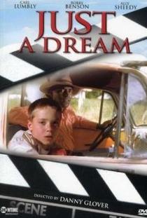 Just a Dream - Poster / Capa / Cartaz - Oficial 1