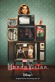 WandaVision - Poster / Capa / Cartaz - Oficial 5