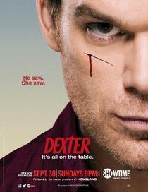 Dexter (7ª Temporada) - Poster / Capa / Cartaz - Oficial 1