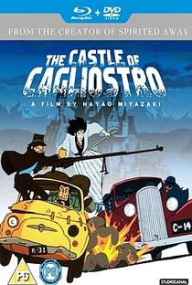 O Castelo de Cagliostro - Poster / Capa / Cartaz - Oficial 14