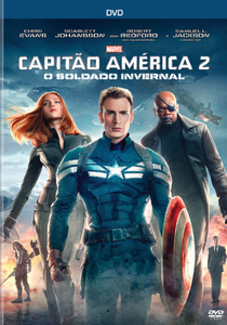 Capitão América 2: O Soldado Invernal - Poster / Capa / Cartaz - Oficial 21