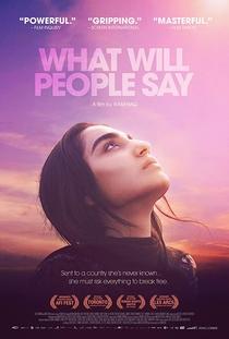 O Que As Pessoas Vão Dizer - Poster / Capa / Cartaz - Oficial 1