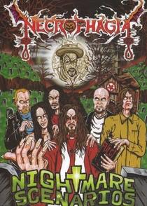 Necrophagia - Nightmare Scenarios - Poster / Capa / Cartaz - Oficial 1