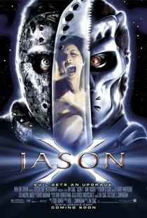 Jason X - Poster / Capa / Cartaz - Oficial 1