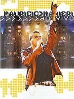 Mauricio Manieri - Ao Vivo - Poster / Capa / Cartaz - Oficial 1