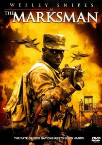 O Atirador: Apontando Para a Morte - Poster / Capa / Cartaz - Oficial 2