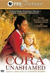 Cora Unashamed - Poster / Capa / Cartaz - Oficial 1