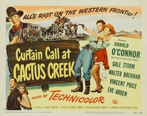 Curtain Call at Cactus Creek - Poster / Capa / Cartaz - Oficial 1