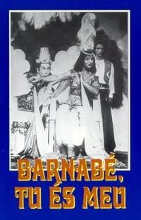 Barnabé, Tu És Meu...  - Poster / Capa / Cartaz - Oficial 1