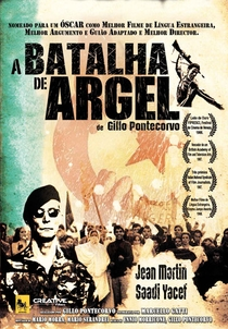 A Batalha de Argel - Poster / Capa / Cartaz - Oficial 5