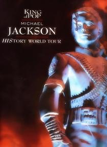 Michael Jackson: HIStory World Tour - Poster / Capa / Cartaz - Oficial 1