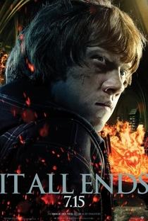 Harry Potter e as Relíquias da Morte - Parte 2 - Poster / Capa / Cartaz - Oficial 20