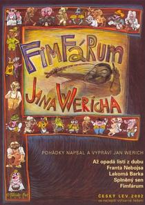 Fimfárum Jana Wericha - Poster / Capa / Cartaz - Oficial 1