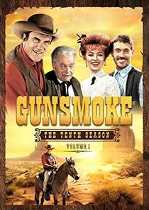 Gunsmoke (10ª Temporada) - Poster / Capa / Cartaz - Oficial 1