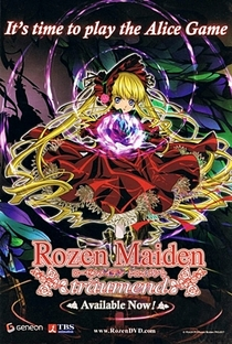 Rozen Maiden (2ª Temporada) - Poster / Capa / Cartaz - Oficial 10