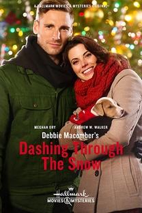 Dashing Through the Snow - Poster / Capa / Cartaz - Oficial 1
