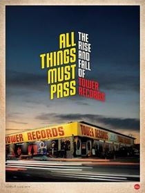 Tudo Passa - Ascensão e Queda da Tower Records - Poster / Capa / Cartaz - Oficial 1