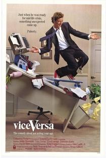 Vice Versa - Poster / Capa / Cartaz - Oficial 1