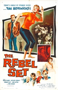 The Rebel Set - Poster / Capa / Cartaz - Oficial 1