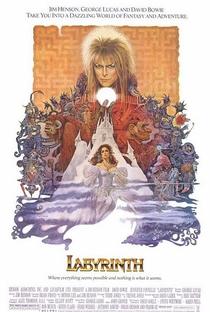 Labirinto, a Magia do Tempo - Poster / Capa / Cartaz - Oficial 1
