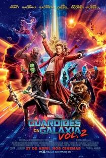 Guardiões da Galáxia Vol. 2 - Poster / Capa / Cartaz - Oficial 2
