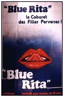 Blue Rita  - Poster / Capa / Cartaz - Oficial 2