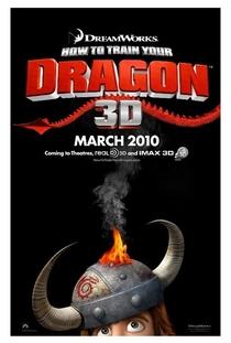 Como Treinar o seu Dragão - Poster / Capa / Cartaz - Oficial 9