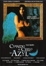 Cuando El Cielo Es Azul - Poster / Capa / Cartaz - Oficial 1