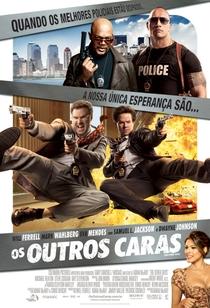 Os Outros Caras - Poster / Capa / Cartaz - Oficial 1