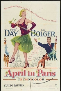 Paris em Abril - Poster / Capa / Cartaz - Oficial 2