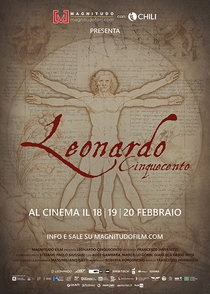 LEONARDO 500 - Poster / Capa / Cartaz - Oficial 2
