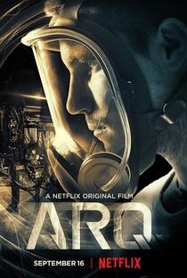 ARQ - Poster / Capa / Cartaz - Oficial 1