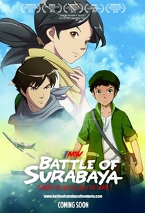 Battle of Surabaya - Poster / Capa / Cartaz - Oficial 4