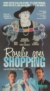 Rosalie Vai às Compras - Poster / Capa / Cartaz - Oficial 6