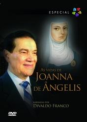 As Vidas de Joanna de Ângelis - Poster / Capa / Cartaz - Oficial 1