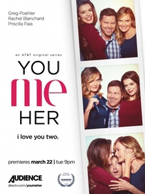 Eu, Tu e Ela (1ª Temporada) - Poster / Capa / Cartaz - Oficial 1